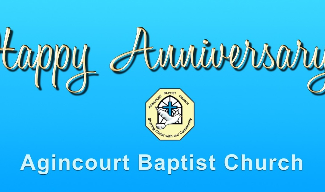 Join us for ABC's Anniversary Sunday, October 25th!