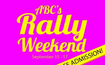 Rally Weekend